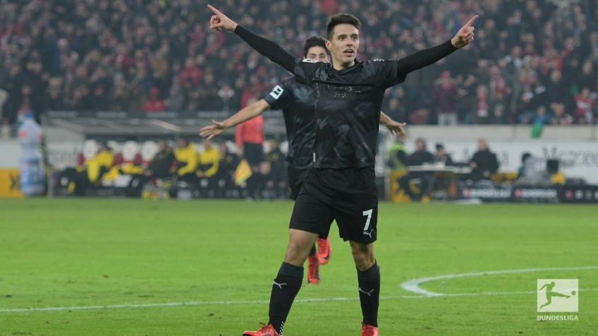Aubameyang sem entender a suspensão no Dortmund — Alemanha