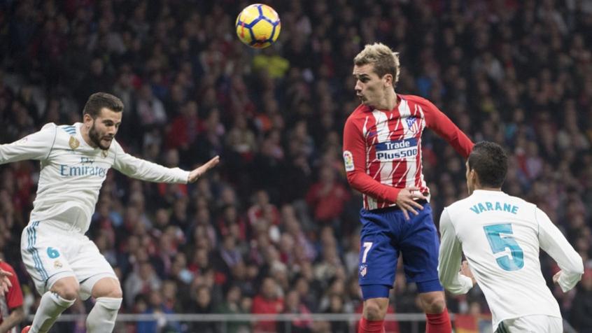 Espanha: dérbi de Madrid empatado, Barça dez pontos à frente