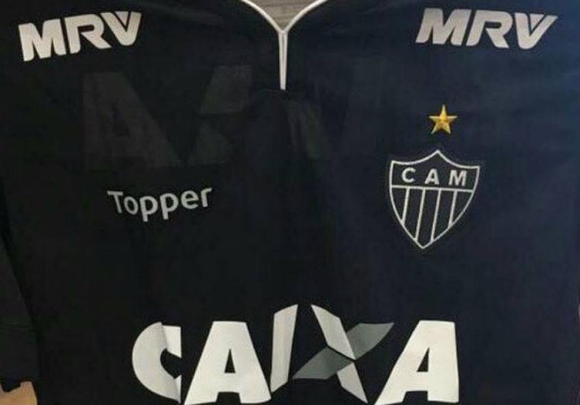 95b84f0123c48 Atlético-MG lança camisa comemorativa pelos 100 mil sócios