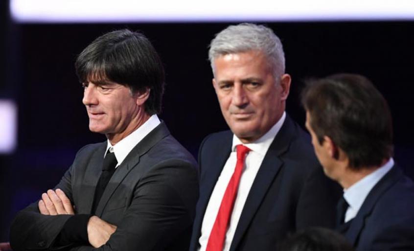 Técnico da Alemanha avalia grupo F: 'São adversários muito interessantes'