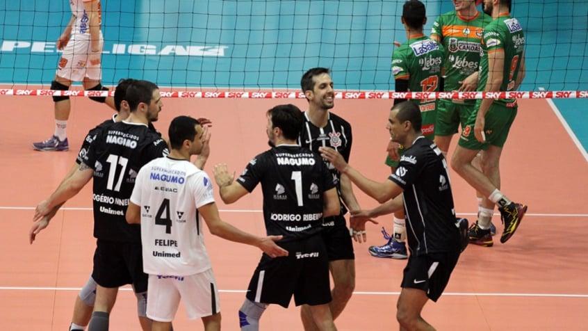 Corinthians-Guarulhos conseguiu importante resultado fora de casa