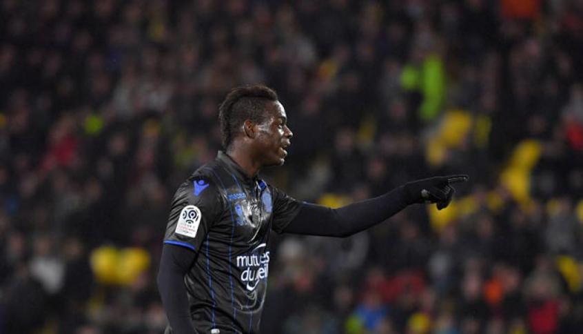 Balotelli - Nantes x Nice