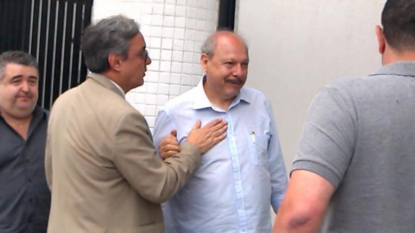 Novo presidente do Santos aceita pedidos de Ricardo Oliveira para renovar contrato