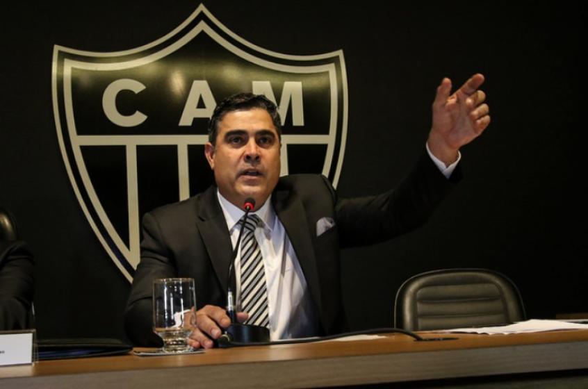 Opositor pede a saída do presidente do Galo, Sérgio Sette Câmara