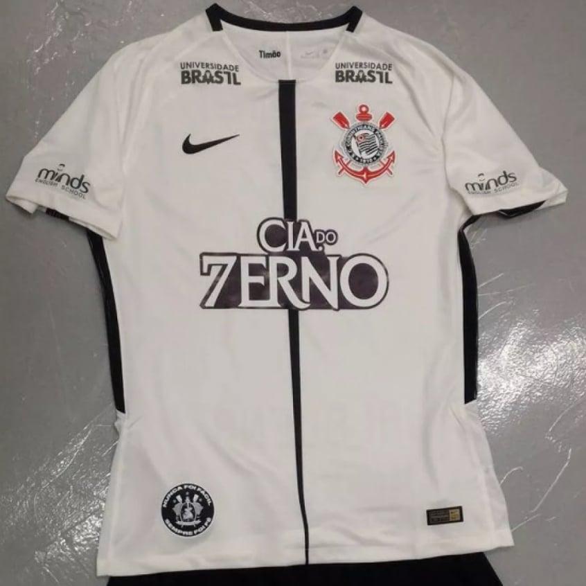 Corinthians anuncia renovação de patrocínio e busca master para 2018 ... 036f614a13e7f
