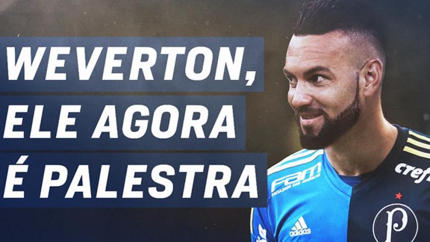 Palmeiras anuncia a contratação do goleiro Weverton por 5 temporadas