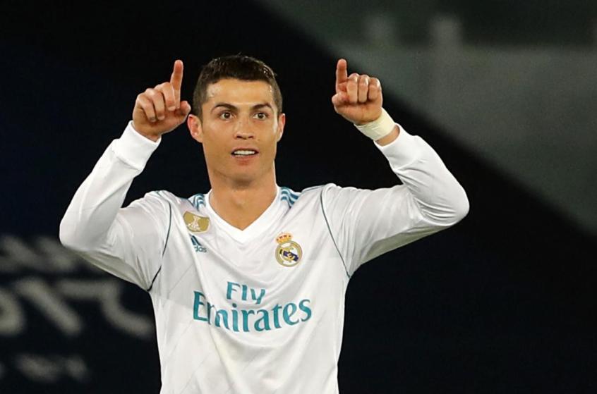 Ronaldo falou com Messi no final do Clássico e deixou aviso