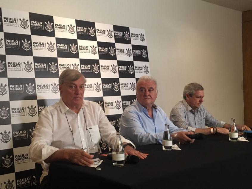 Diretores serão candidatos como vice na próxima eleição em chapa da oposição