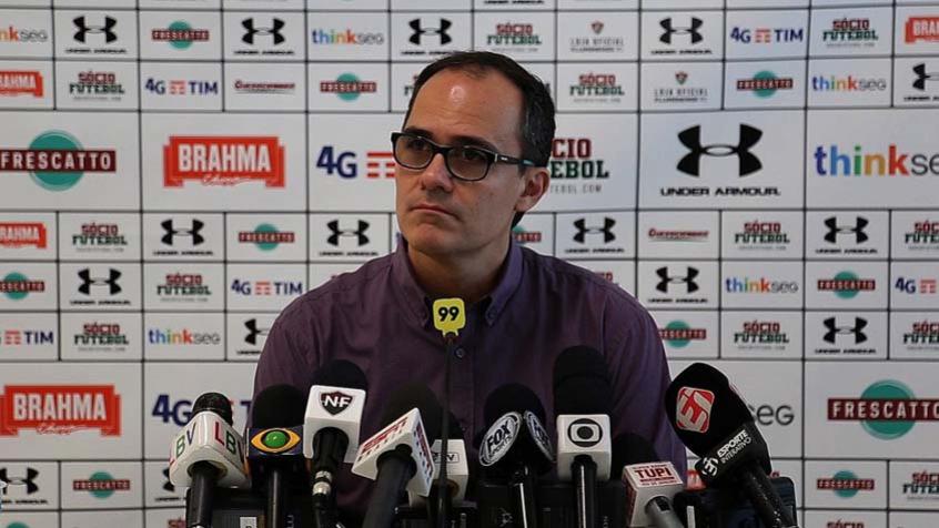 Fluminense atrasa balanço e presidente pode até ser afastado do clube