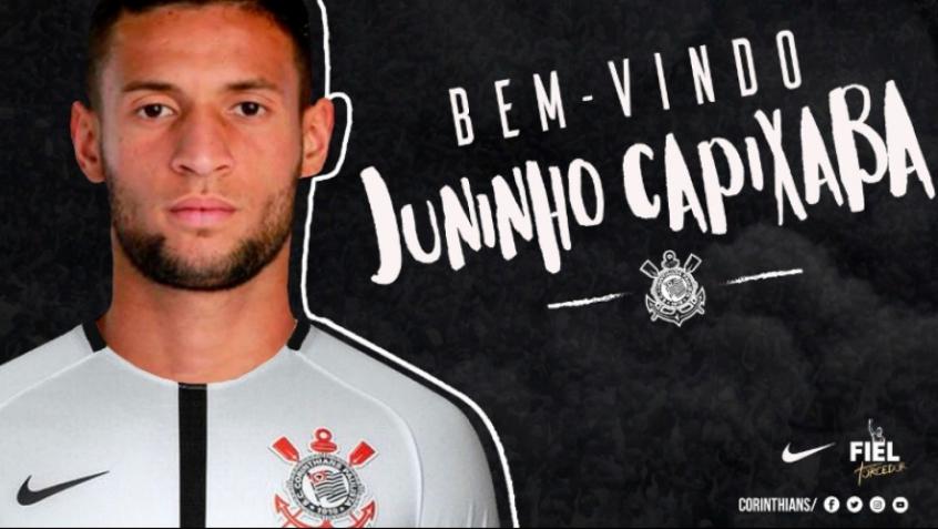 Mercado da bola: Corinthians assina com Juninho Capixaba por quatro temporadas