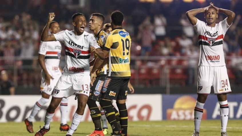 Diego Souza não é o centroavante que o São Paulo precisa — Opinião