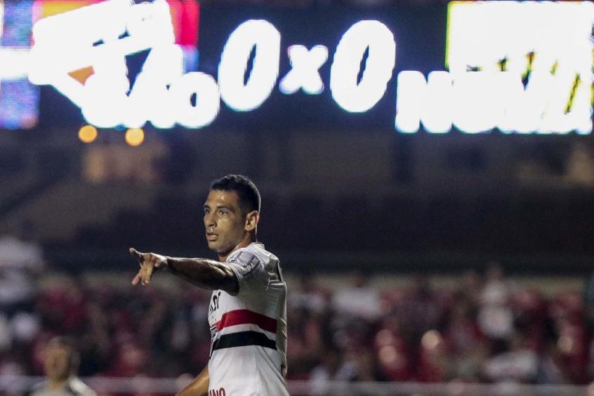 Fluminense cobra Sport por transferência de Diego Souza ao São Paulo
