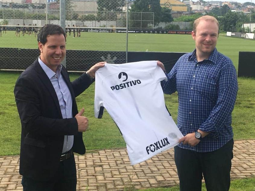 Novo patrocinador do Corinthians 2637fc453b37b