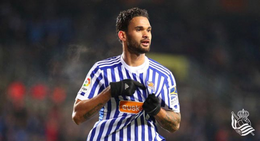 Willian José - Real Sociedad