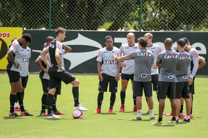 Atlético faz quatro gols e elimina Botafogo-PB