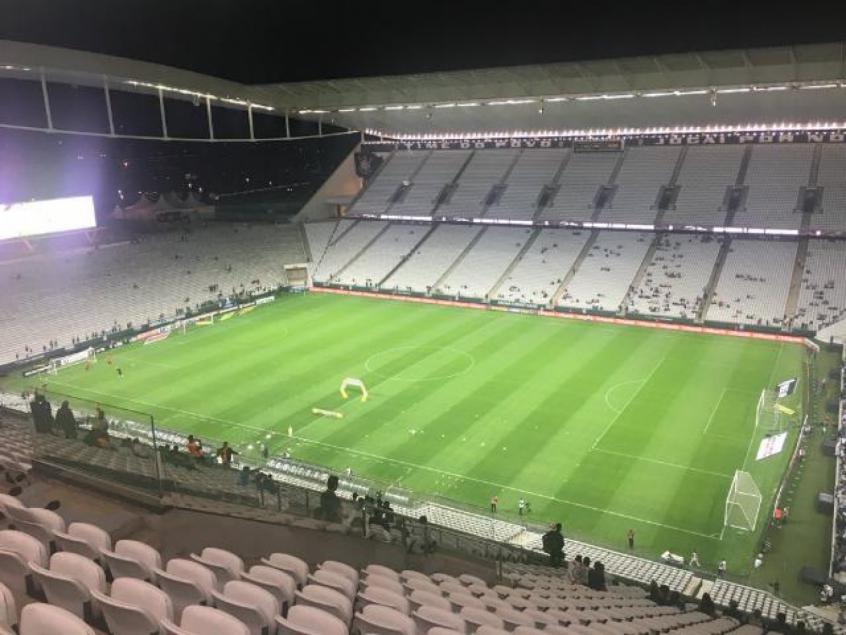 Corinthians anuncia venda de 33 mil ingressos para o Dérbi na Arena ... 7b7c6828c03c2