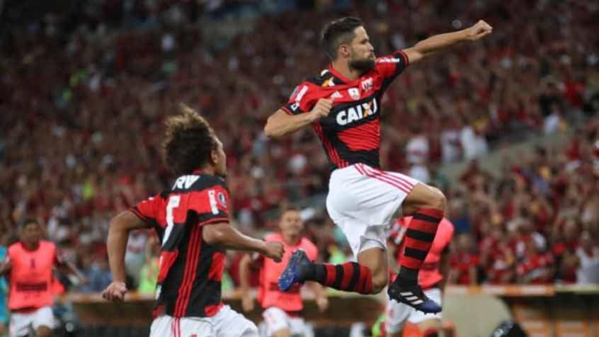 Vitória - 08/03/2017 -Flamengo 4 x 0 San Lorenzo - Copa Libertadores