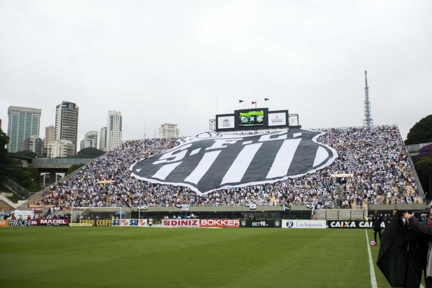 Mais de 11 mil ingressos vendidos para Santos x Nacional-URU  c6d4435d33740