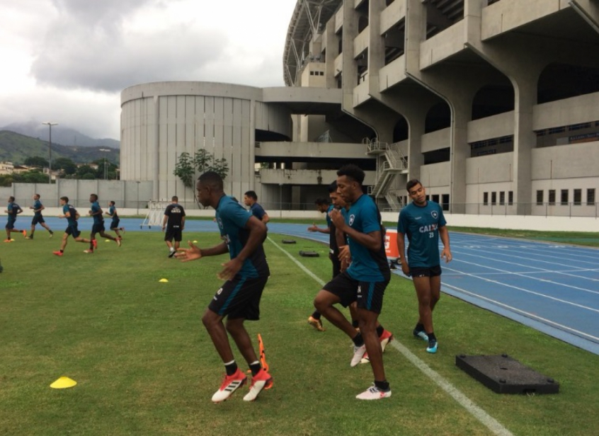 Volta Redonda x Botafogo: Assista aos gols da partida