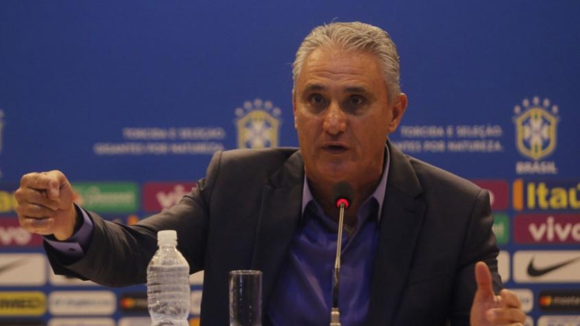 Convocação Seleção Brasileira - Tite