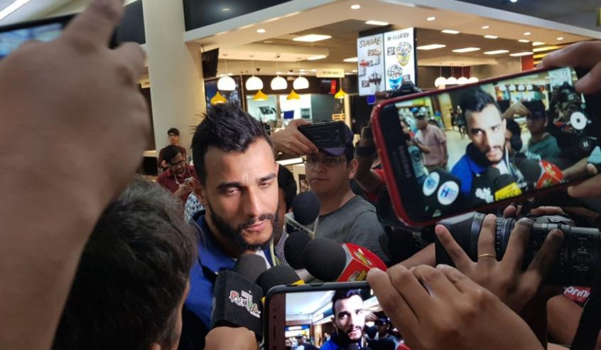 Henrique Dourado - Guayaquil