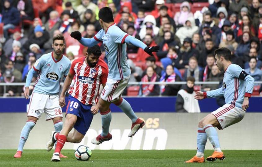 Filipe Luís tem fratura na fíbula confirmada pelo Atlético de Madrid