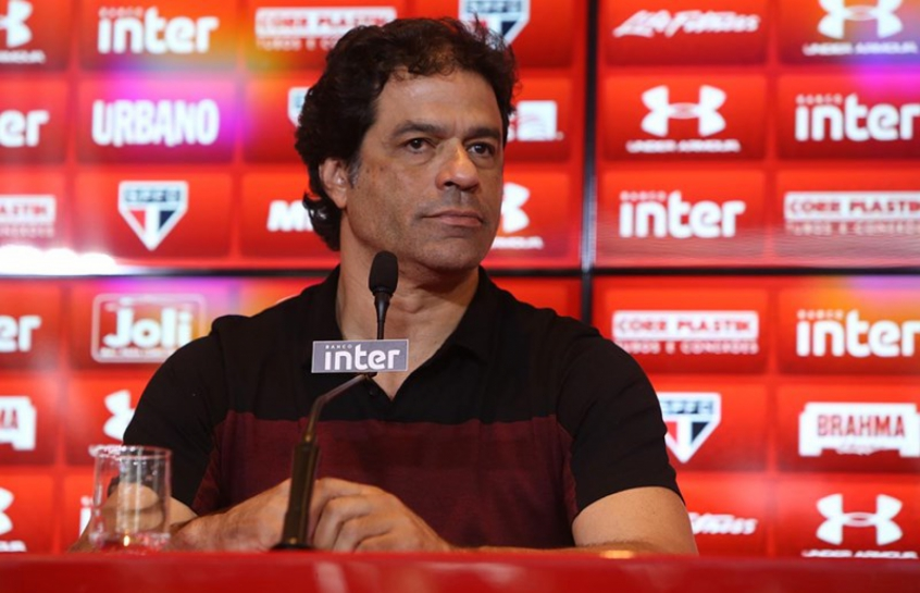 Situação de Marcos Guilherme no Atlético segue indefinida