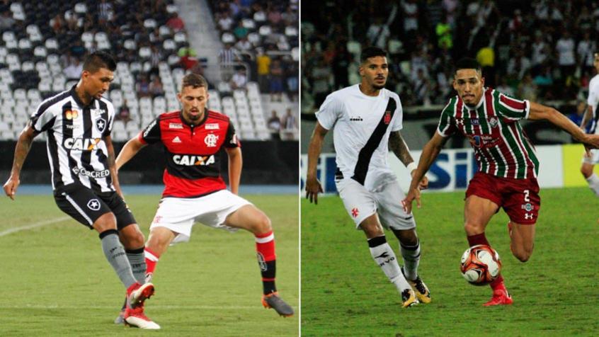 Ferj confirma arbitragem para semifinais do Campeonato Carioca  6d04baff3d3c5