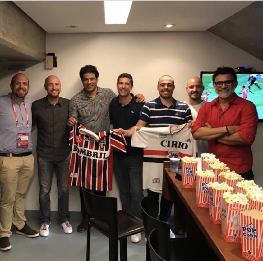d62ac820c154a Proposta da Adidas foi aprovada por unanimidade pelo Conselho Deliberativo  do São Paulo
