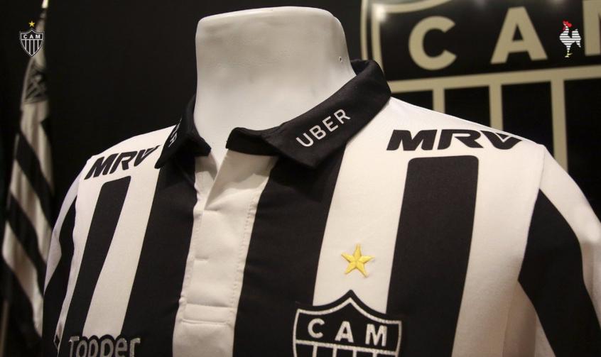 Atlético-MG terá novo fornecedor de uniformes no Brasileirão  af5cf9f52567b