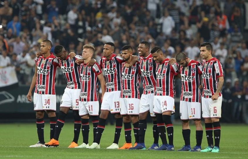 São Paulo parecia ter o controle do jogo, mas se descuidou nos acréscimos e caiu nos pênaltis