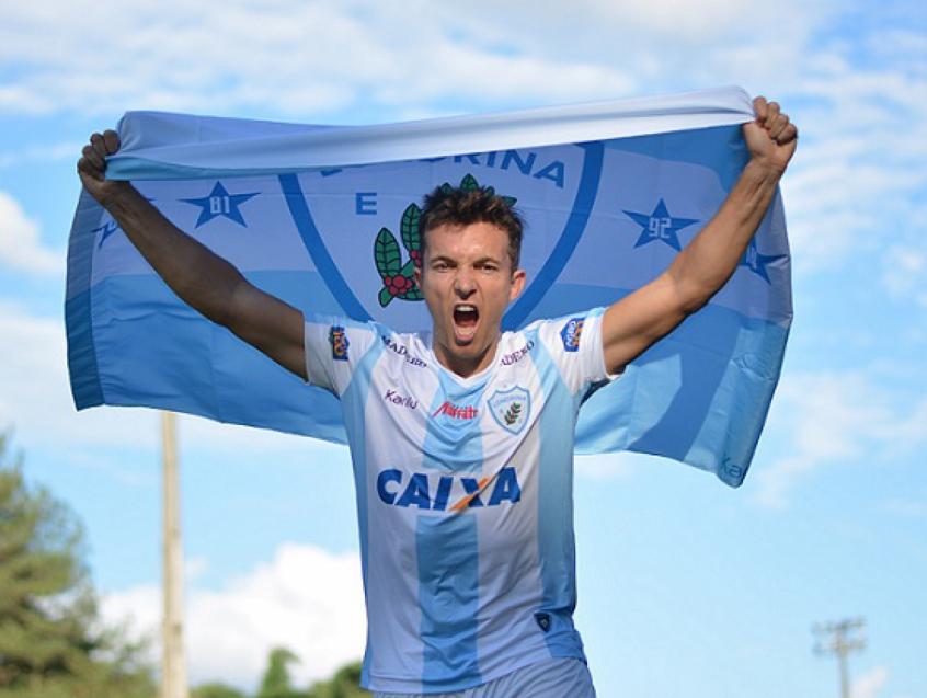 Dagoberto é contratado pelo Londrina