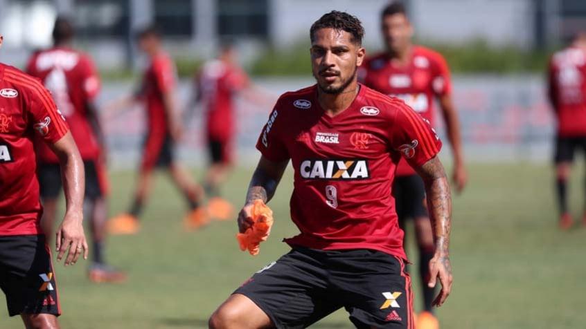 972feac68d Guerrero - Flamengo. Guerrero está de volta aos relacionados ...