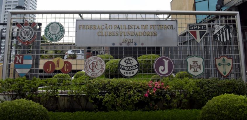 Sede da FPF é alvo de vandalismo após final do Campeonato Paulista ...