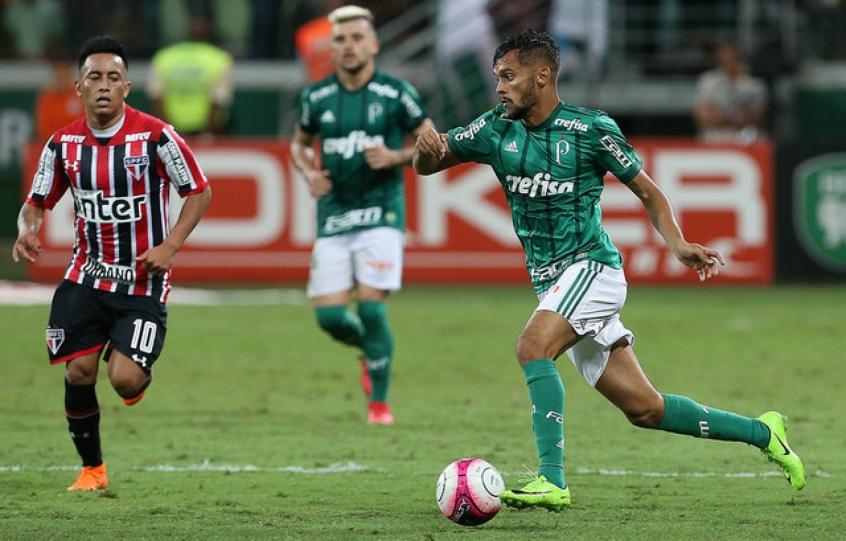 Scarpa e Fluminense não chegam a acordo, e Palmeiras segue sem atleta