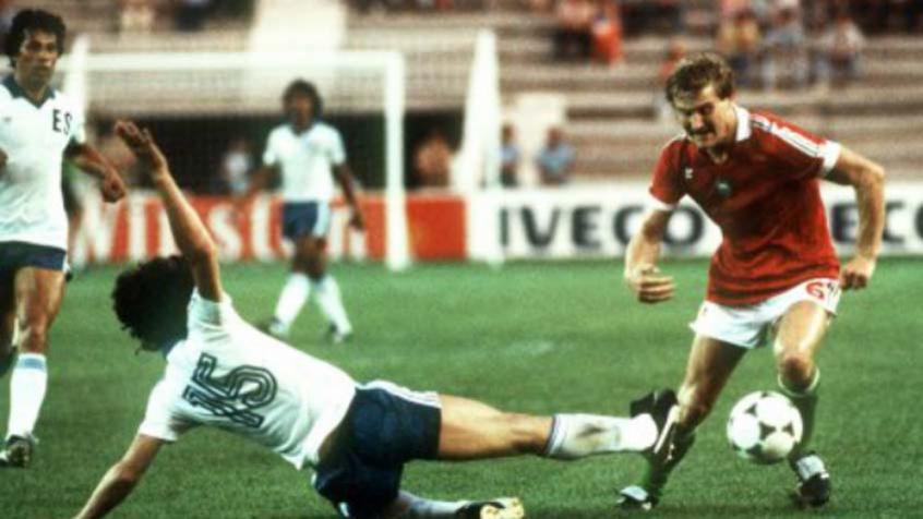 Hungria 10 x 1 El Salvador - Copa-1982 aa40240ddc2a4