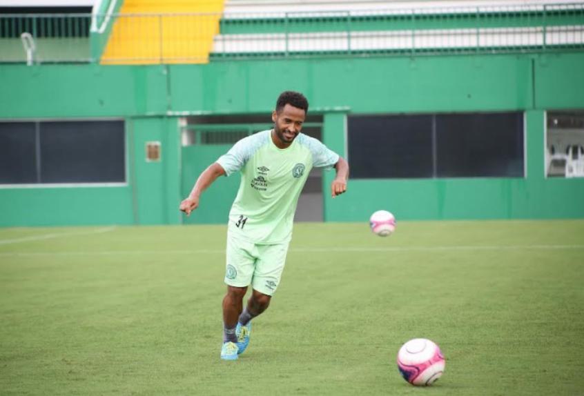 c6b7bac1d2  Júnior Santos destaca estreia da Chapecoense na Série A contra o Atlético- PR fora de casa (Foto  Sirli Freitas   Divulgação   Chapecoense)