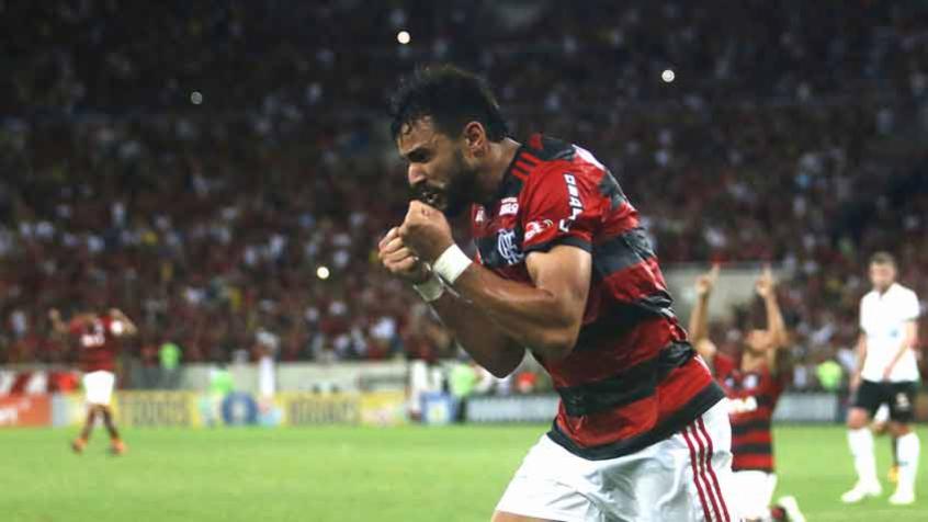4e9bf18533 Dourado cresce e assume artilharia em momento decisivo do Flamengo ...