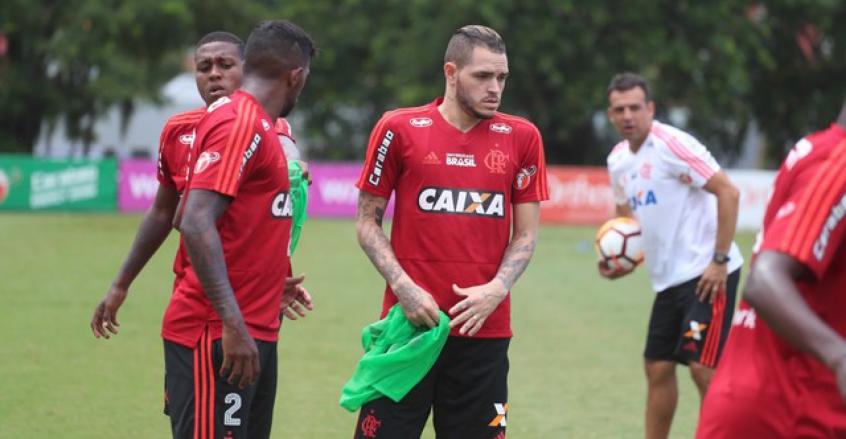 Thiago Santos - Flamengo