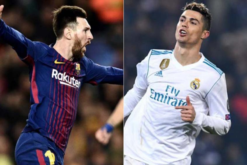 21ff04c27d Cristiano Ronaldo e Messi  os números de dois gênios do futebol