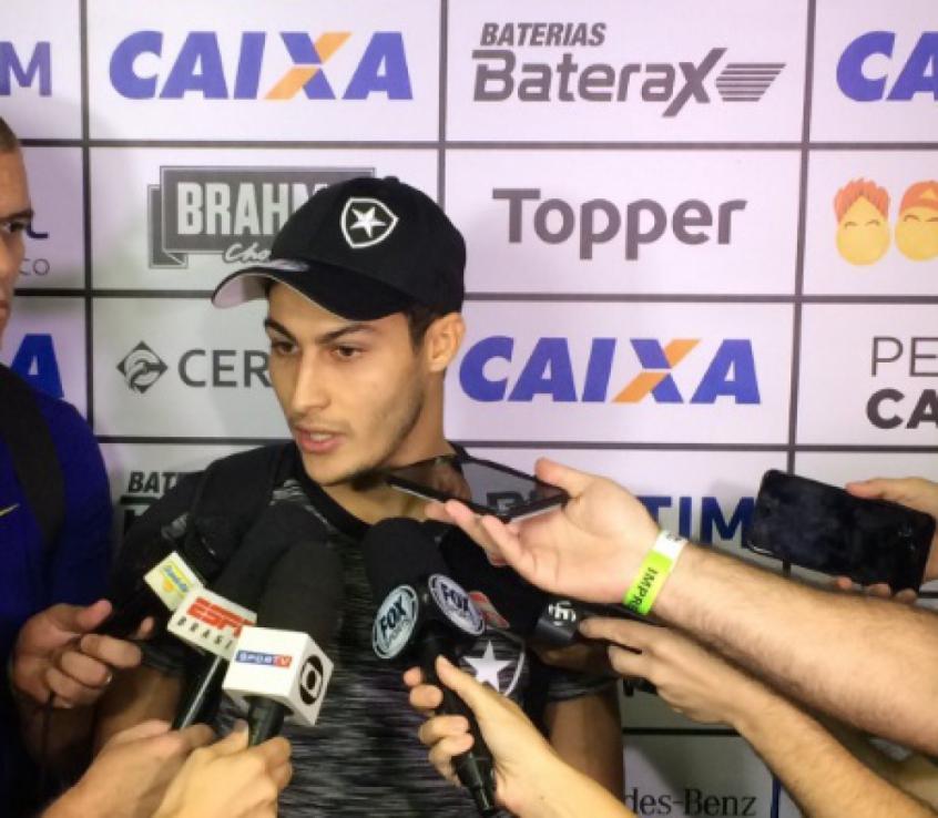 Marcinho - Botafogo