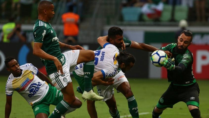 Atlético-MG empata sem gols com a Chapecoense pela Copa do Brasil