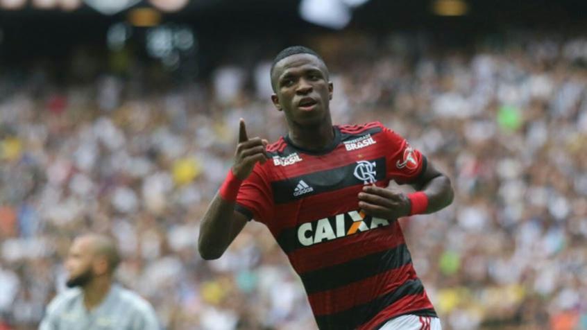 Vini Jr. revela idolatria por Adriano e relembra hexa do Flamengo: Maior memória da infância