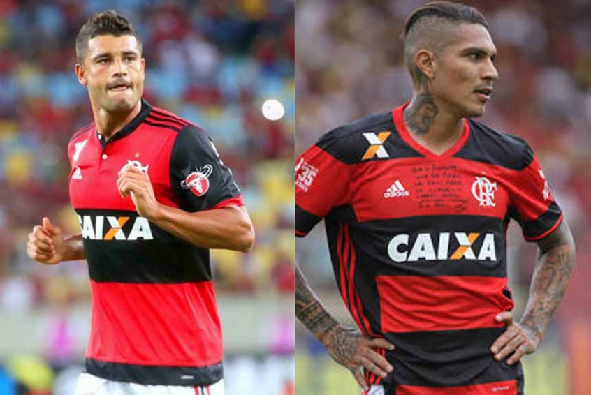 7fe4a5a15d Heróis das últimas vitórias do Fla sobre o Inter querem retorno de ...