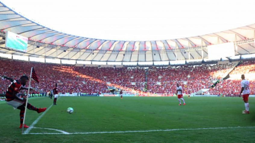 AO VIVO - Flamengo x Ponte Preta em tempo real