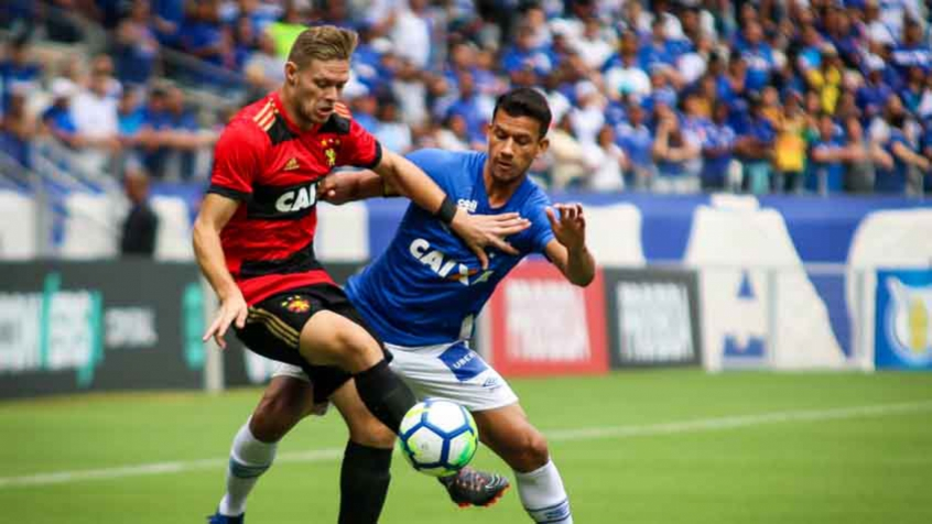 Cruzeiro x Sport