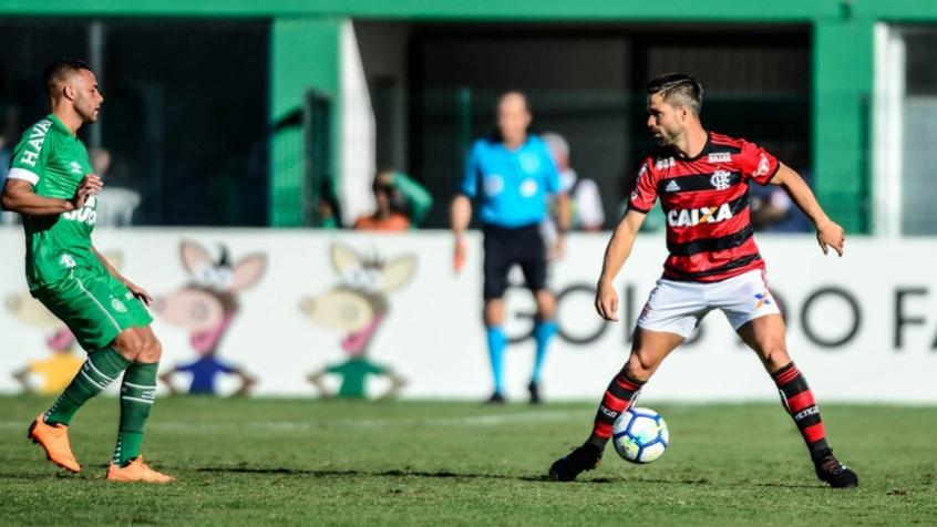 Chapecoense x Flamengo