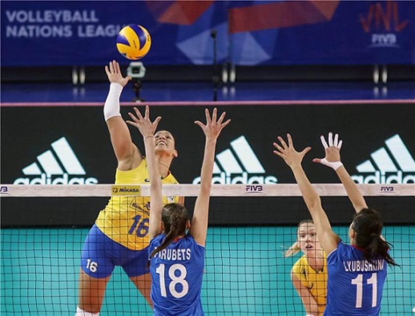 Brasil x Rússia