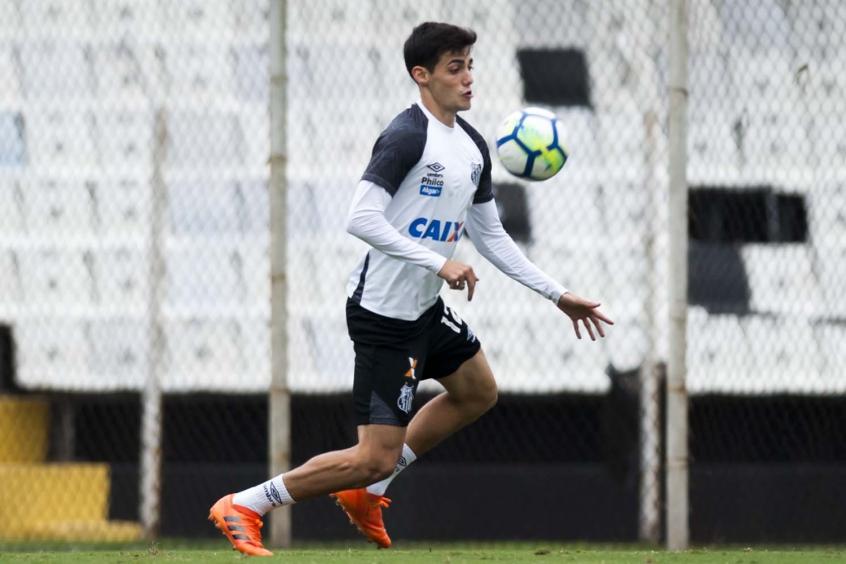 be6d3035b5 Benfica se interessa por Cittadini e meia pode deixar o Santos de ...