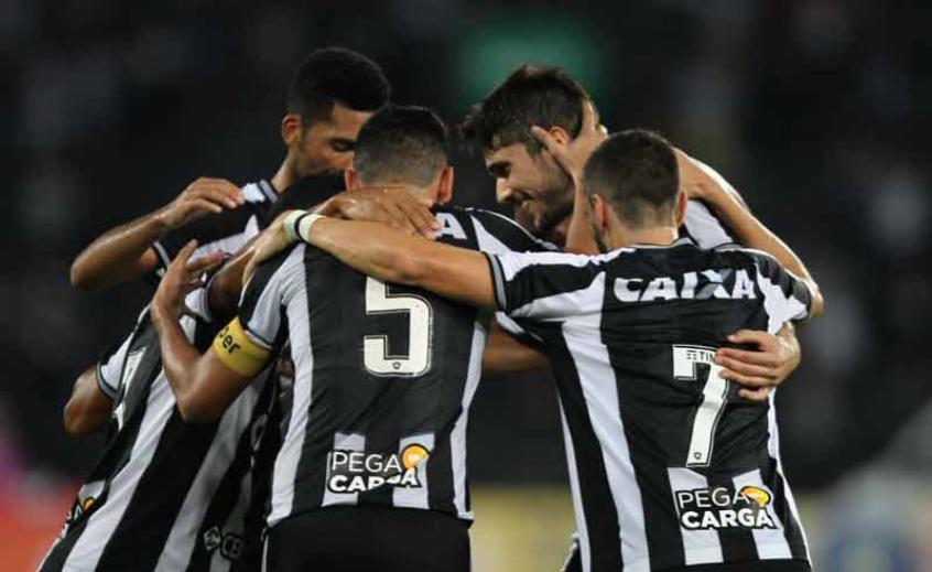 Base do Botafogo domina elenco a9f1f19e90e81